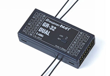 GR-32 16 Channel 2.4GHz HoTT Receiver