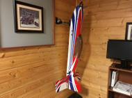 Airplane Wall Hangers Available in Small and Large