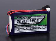 Turnigy nano-tech 2100mAh 2S1P 20C LiFePo4 Transmitter Pack (Futaba T14SG)