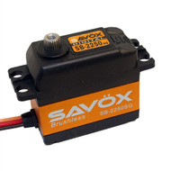 Savox SC-1257TG Super Speed Titanium Gear Digital Servo .07/ 138.9