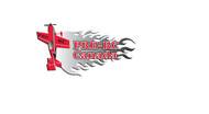 Pro RC Decal- RED-24x12 RIGHT