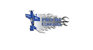 Pro RC Decal- BLUE-20x10 RIGHT