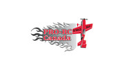 Pro RC Decal- RED-20x10 LEFT