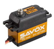 Savox SV-1271SG Monster Torque High Voltage steel Gear Digital Servo 0.08 / 347