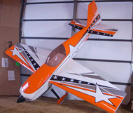 "3DHS 104"" AJ Slick - Orange"