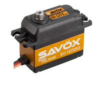 Savox SV-1272SG Monster Torque High Voltage Unique Steel Gear Digital Servo 0.10 / 420