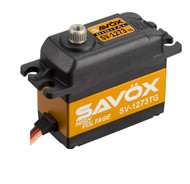 Savox SV-1273TG Ultra Speed High Voltage Titanium Gear Digital Servo 0.65 / 222