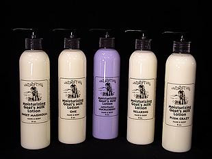 Windrift Hill Goat's Milk Lotion