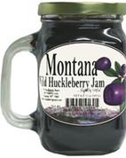 13 ounce huckleberry jam