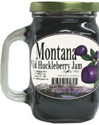 13 ounce huckleberry jam