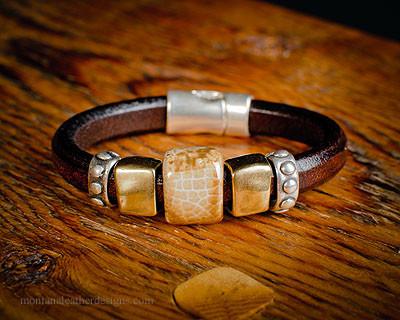 Buffalo Girl Bracelet