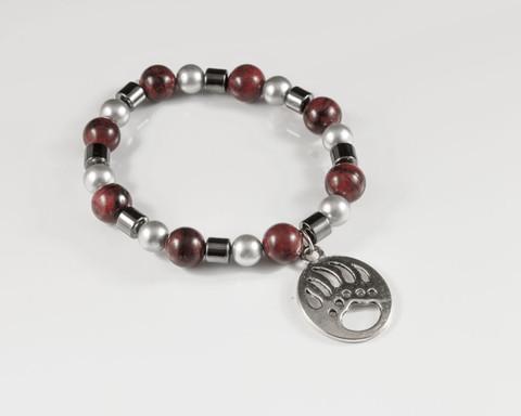 Griz Bracelet (round beads)