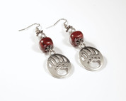 Griz Earring (multi-shape beads)