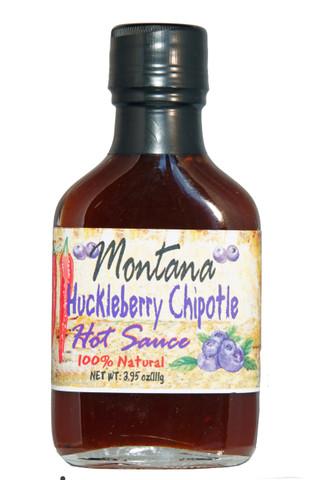 Huckleberry Chipotle Sauce