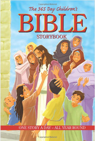 The 365 Day Children's BIBLE Storybook  9781433680038 ONLY 1 left!