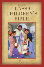 Holman Classic Children's Bible  KJV  9781433603402 ONLY 1 left!