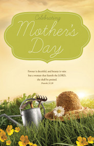 Mother's Day Bltn B12399 (sold in units of 100) Only 1 unit left!!
