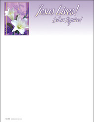 Easter Letterhead 3482 (sold in units of 100)