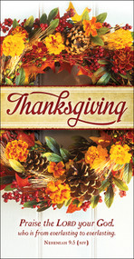 Thanksgiving Offering Envelopes U1725E (sold in units of 100)