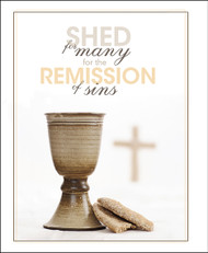 Legal Communion Bulletin A-7785 (sold in units of 100)