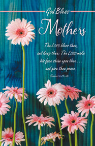 Mother's Day Bulletin U3958 (sold in units of 100)