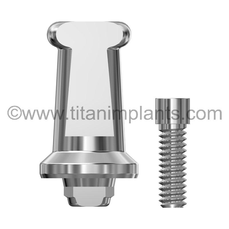 Straumann Dental Compatible Restorative Components