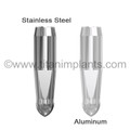 Bicon Compatible 2.0mm Well Implant Analog for 3.5mm & 4.0mm Diameter Implants (Stainless Steel and Aluminum) (BC-2IA)