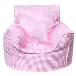 Toddler Lounge Pink Bean Bag