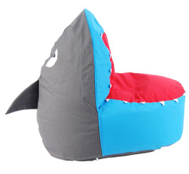 Finn the Shark Bean Bag
