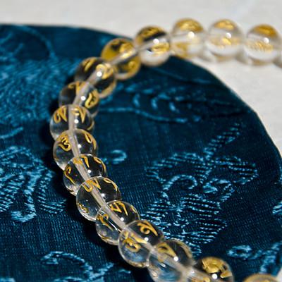 Crystal Mani Beads
