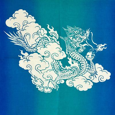 Sky Dragon Banner