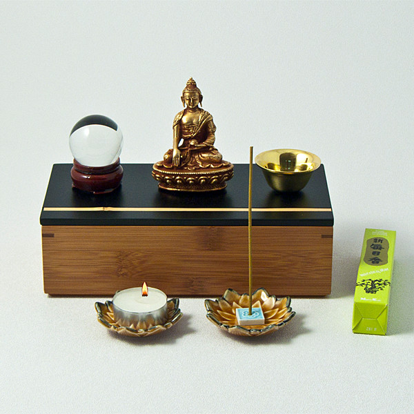 Travel Shrine Set