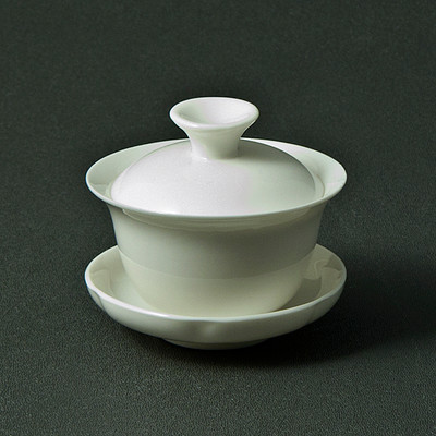 Bone China Offering Bowl