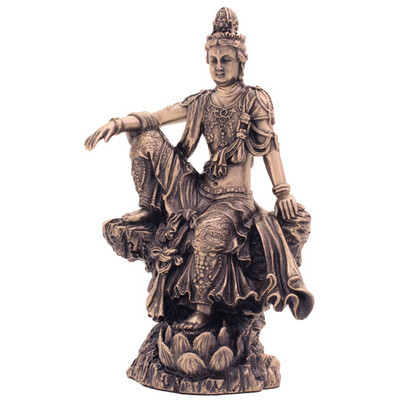 Royal Ease Kuan Yin Statue - small