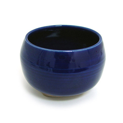 Cobalt Blue Incense Bowl