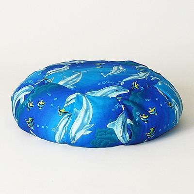 Blue Dolphins Zafu