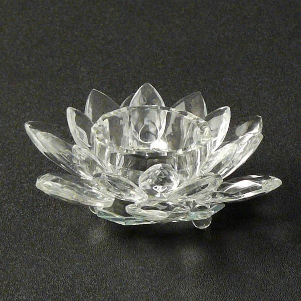 Crystal Lotus Base
