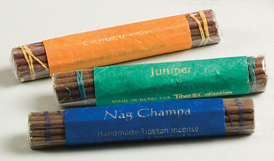 Tibetan Incense Set