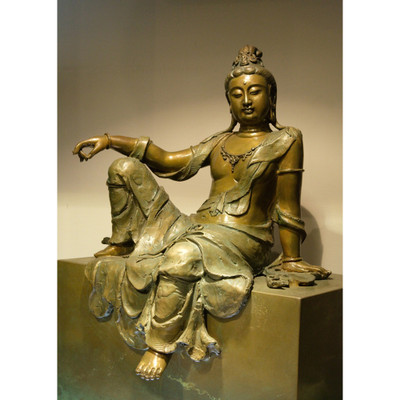 Royal Ease Kuan Yin Photo