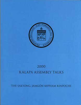 2000 Kalapa Assembly Talks