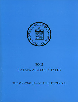 2003 Kalapa Assembly Talks