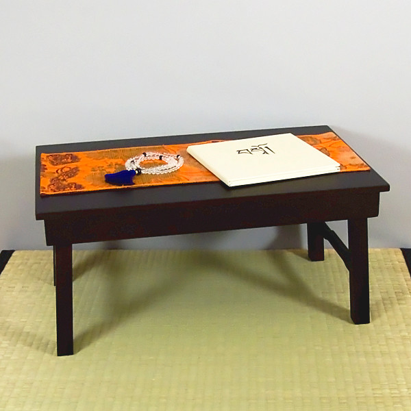 Puja Practice Table For Your Meditation Practice | Ziji