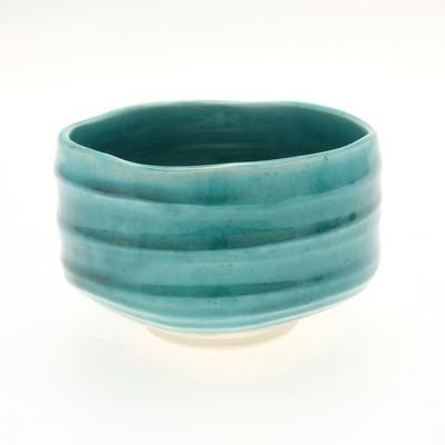Ryukyu Blue Tea Bowl