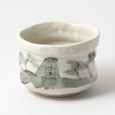 Snow Mountain Tea Bowl