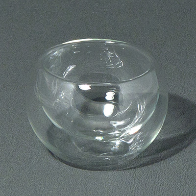 Clear Offering Bowl - Small