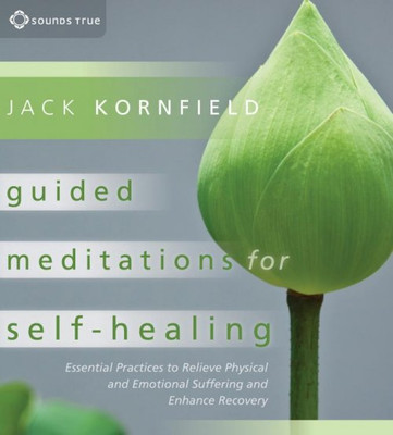 Guided Meditations for Self-Healing CD