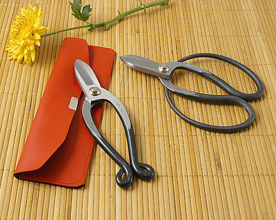 Iron Ikebana Clippers