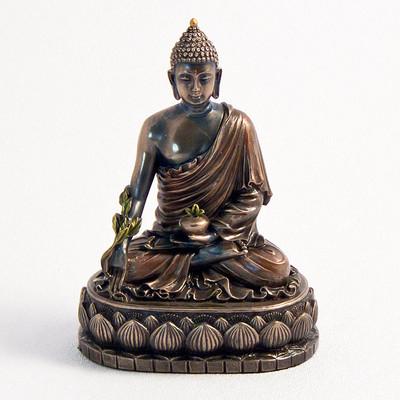 Medicine Buddha Statue - Small