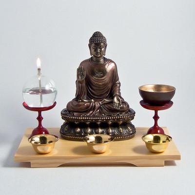 Buddha Altar Set