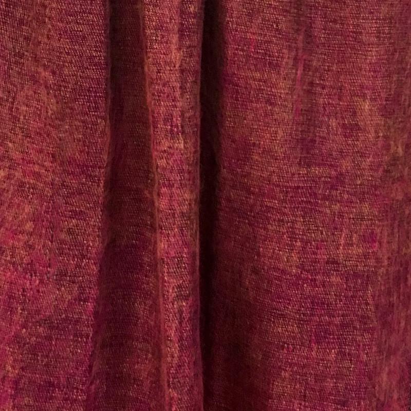 Woolen Shawl Color - Mimosa